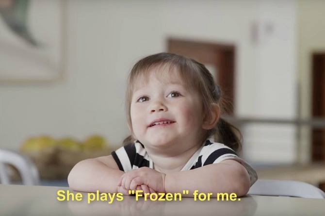 This adorable Mother's Day ad proves why mums matter most
