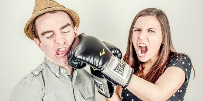 9 guidelines happy couples follow when fighting