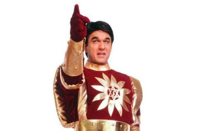 India's favourite superhero Shaktimaan is set to hit the small screen again