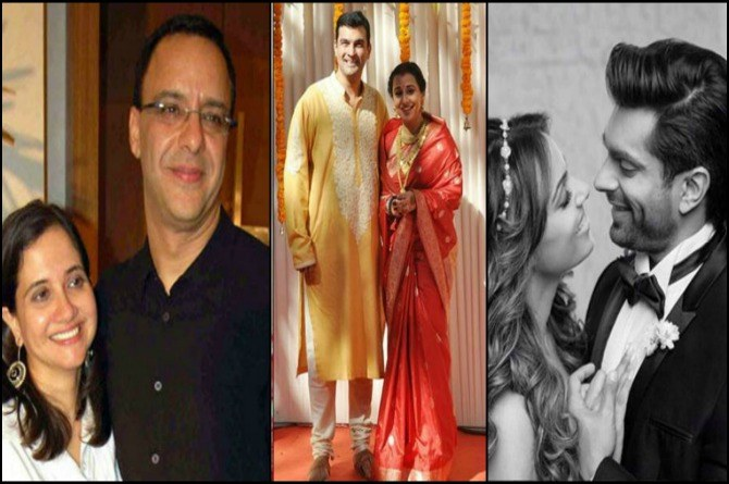 6 Bollywood celebrities who got married thrice!