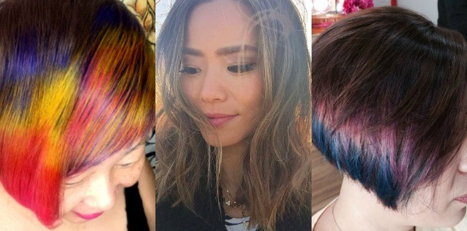 5 super trendy hair colours for mums that are easy to pull off!