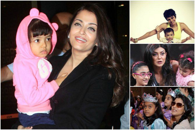 Mother's Day Special: New-age celeb mums who juggle work and motherhood with elan