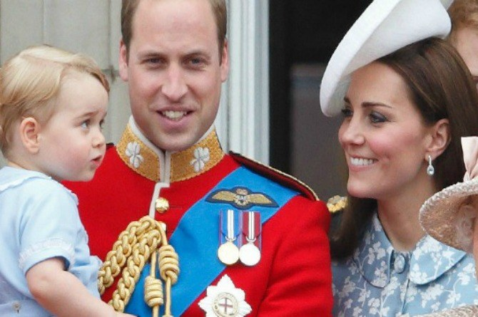 How to calm a crying baby, according to Prince William