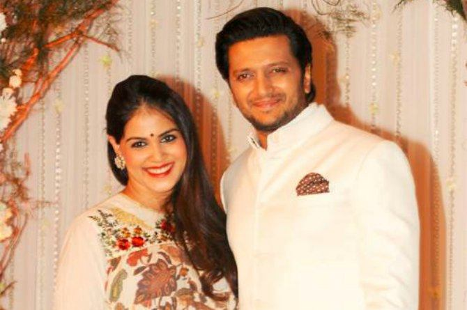 Why Ritesh Deshmukh can easily be called the perfect husband in Bollywood!
