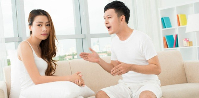 5 ways to deal with a short-tempered spouse