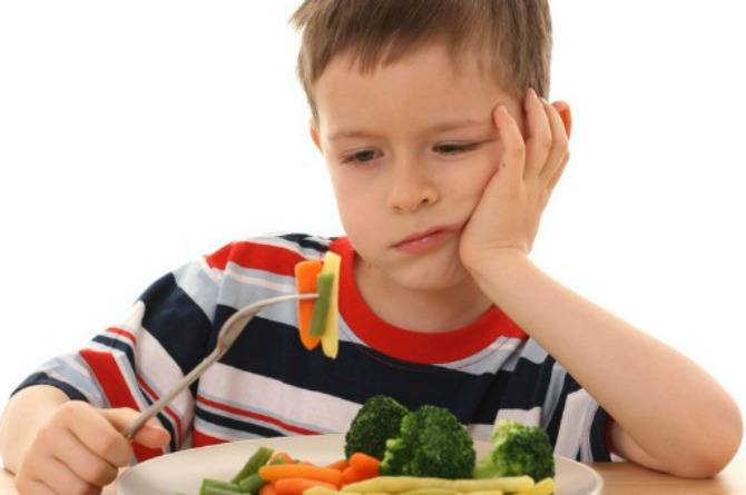 One in five toddlers has never eaten a vegetable in their life, study says