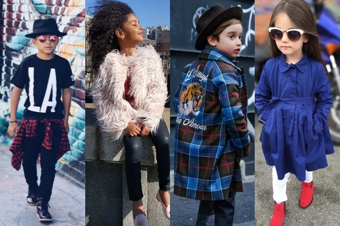 12 most stylish kids on Instagram right now