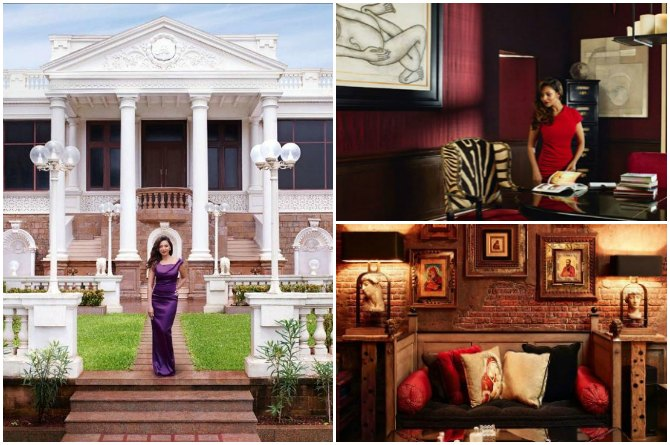 Lavish celeb homes that will leave you spellbound