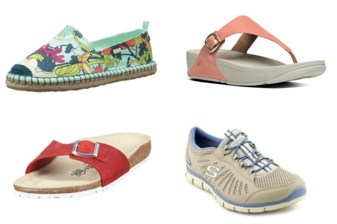 6 Best shoes for your pregnancy journey