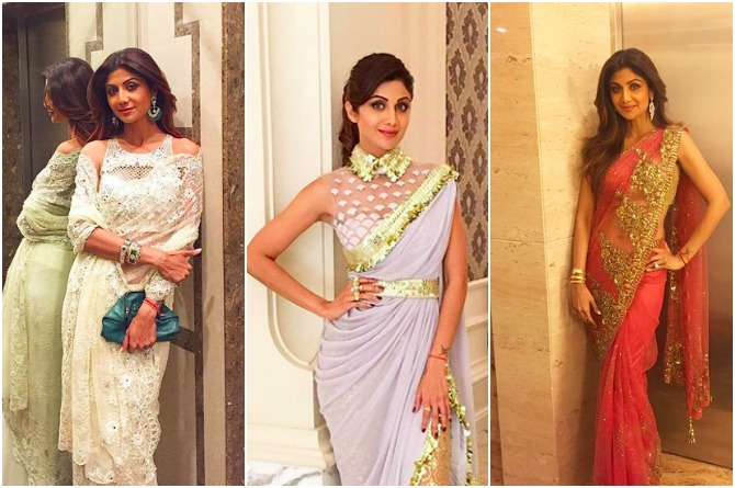 7 amazing blouses inspired by Shilpa Shetty every woman must have in her wardrobe!