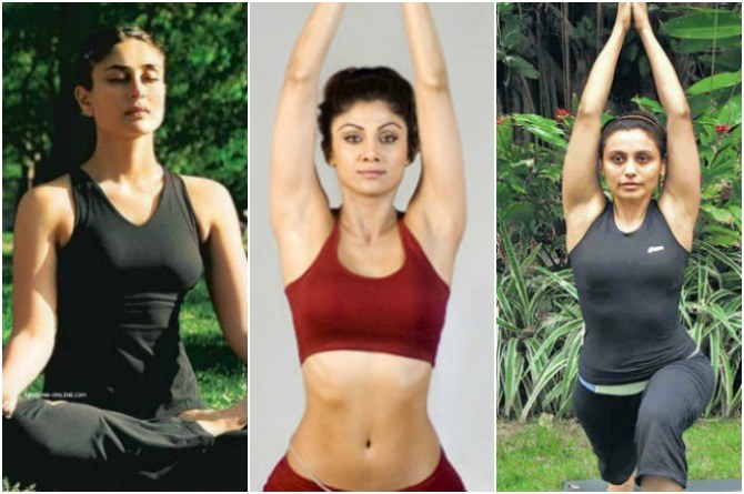 5 Bollywood mums who swear by Yoga (pics inside!)