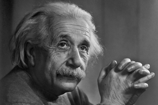 15 Einstein quotes that perfectly apply to fatherhood