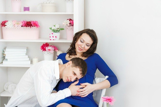 6 Ways to keep your husband involved during pregnancy