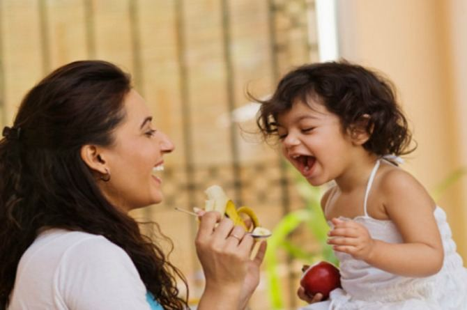 If you're a pure vegetarian, here are the foods your child SHOULD be eating!