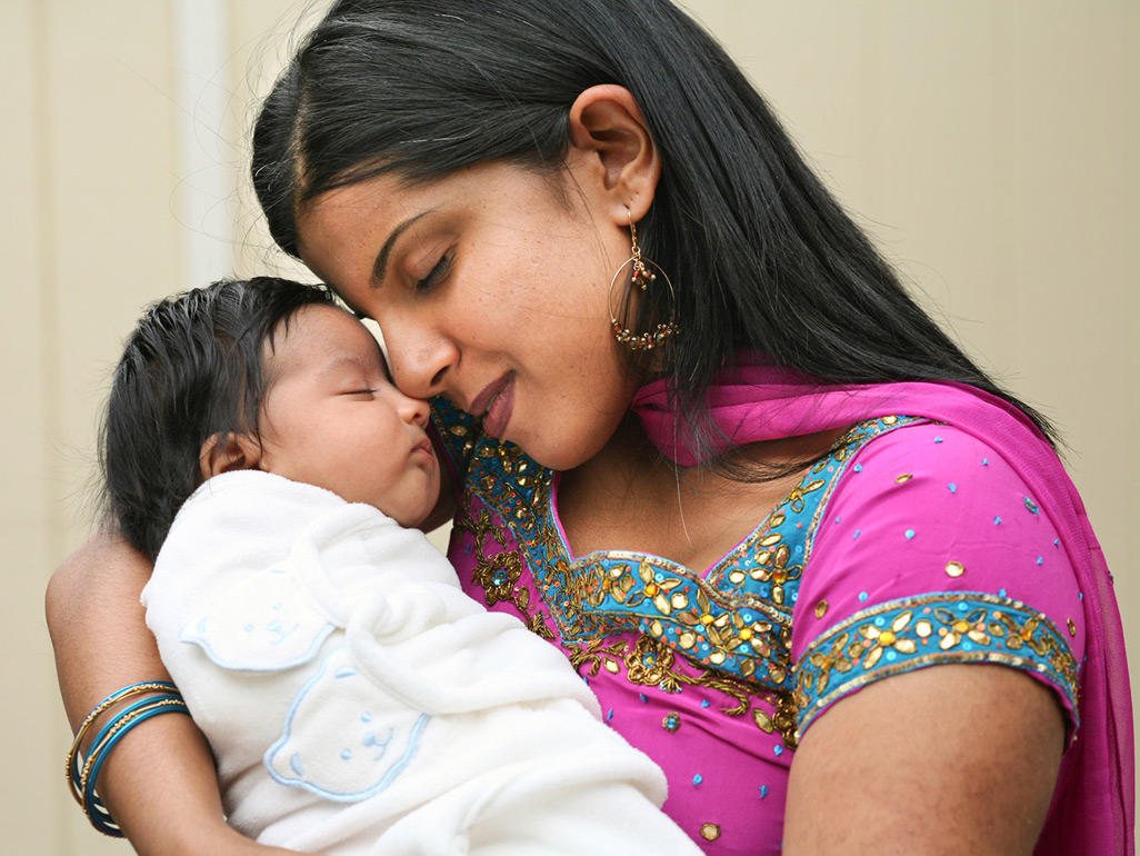 New mums finding it hard to bond with their newborns, study shows