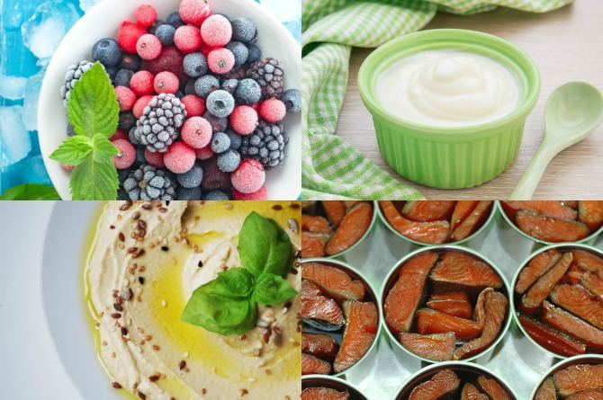 7 Surprisingly healthy processed foods your family will love