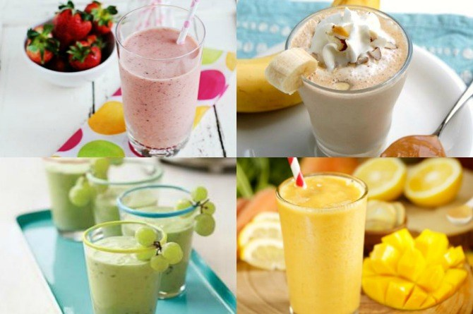 8 refreshing and energising smoothies for expecting mums