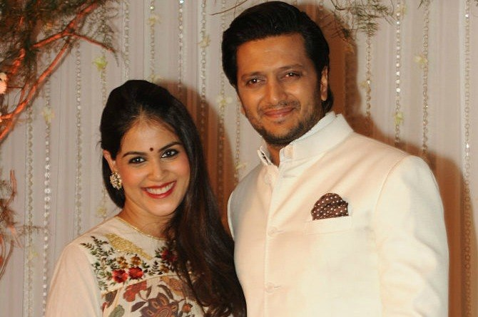 Riteish Deshmukh credits wife Genelia for making him a 'responsible father'