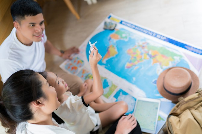 5 Reasons to empower your kids through travel