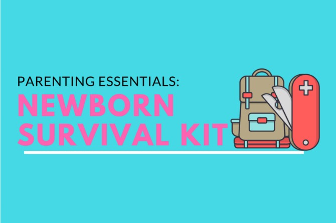 Parenting essentials: Newborn survival kit