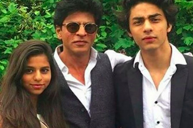 """I am very easy with my kids, am like a friend,"" says Shah Rukh Khan"