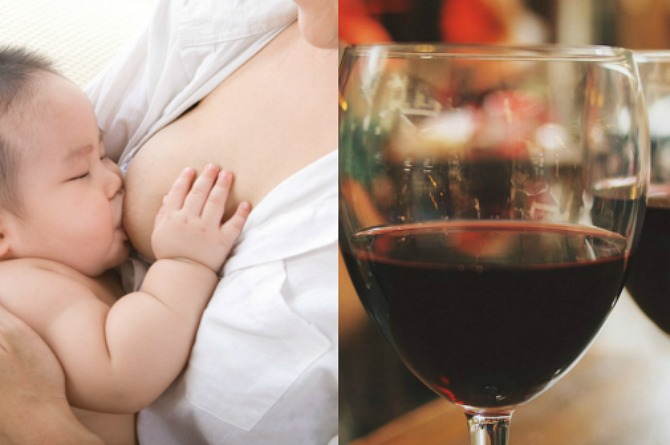 4 Important things to know about alcohol and breastfeeding