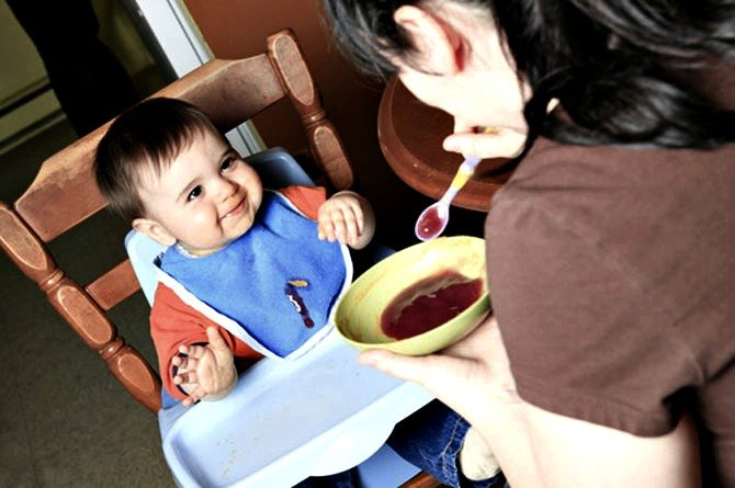 Adding herbs and spices to baby food: What you need to know