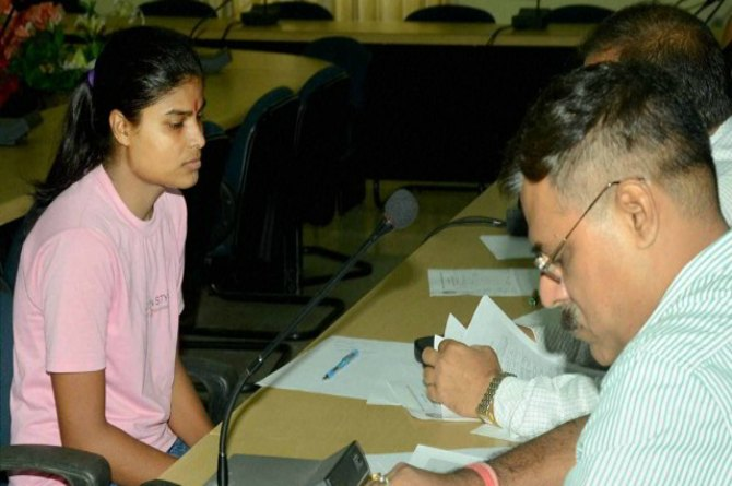I told papa to get me passed but he made me topper, says Bihar's fake topper Ruby Rai