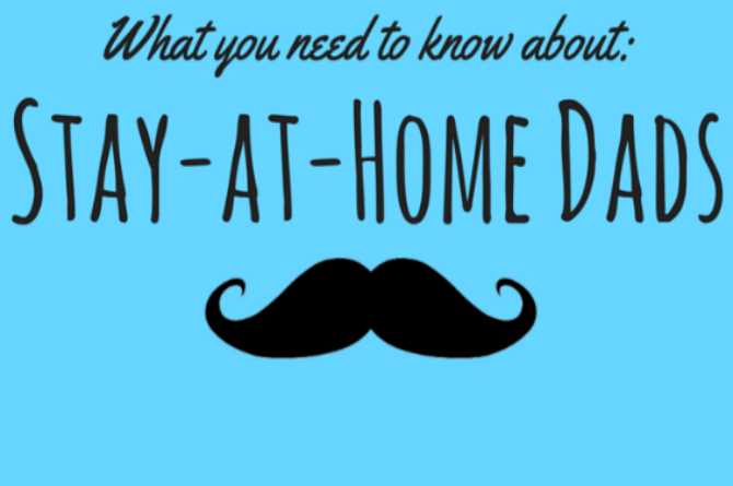 What you need to know about stay-at-home dads