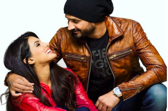 Congratulations! Cricketer Harbhajan Singh and wife Geeta Basra blessed with a baby girl!