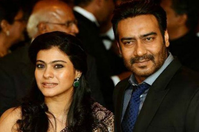 How sweet! Kajol and Ajay Devgn's Twitter PDA would make you smile!
