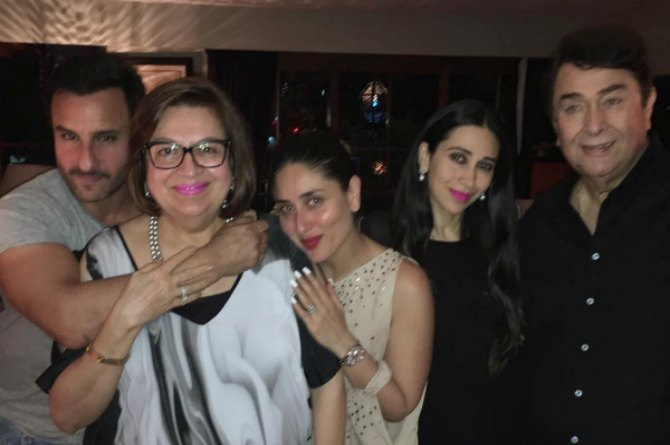Maasi Karisma can't wait to see sister Kareena's baby!
