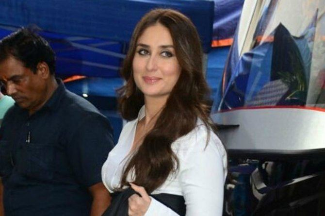 Kareena Kapoor Khan glows as she shoots her first ad after pregnancy announcement