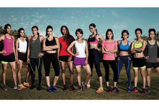Watch: This new ad featuring Indian sportswomen is just the inspiration we needed!