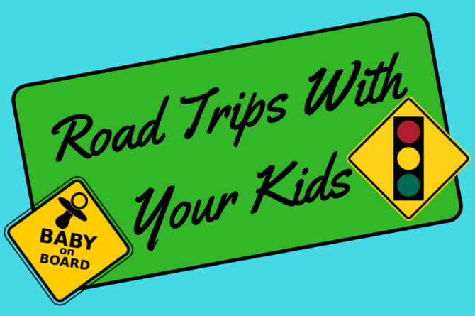 Parenting essentials: How to handle road trips with your kids