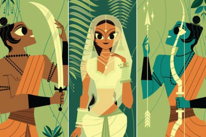 5 strong women of Ramayana that you must tell your kids about
