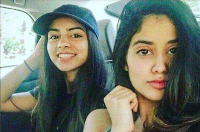 OMG! Sridevi's daughters are as stylish as her!