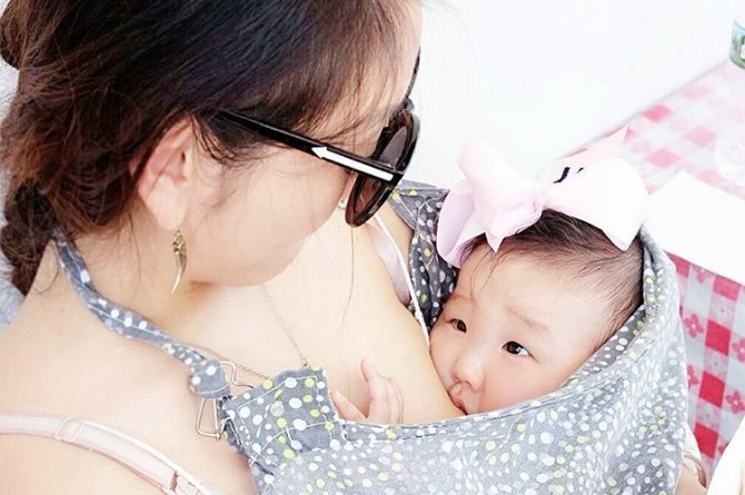 """I've been to hell and back,"" mother describes breastfeeding journey"
