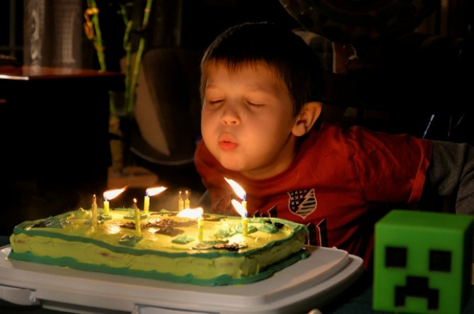 Health-wise: Why you shouldn't be blowing out candles on your birthday cake
