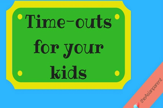 How to: Time-outs for your kids