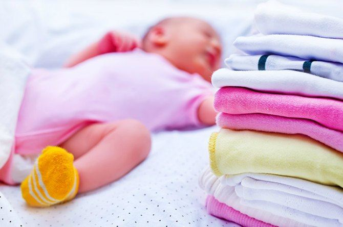 6 Tips To Keep In Mind While Washing Your Newborn S Clothes
