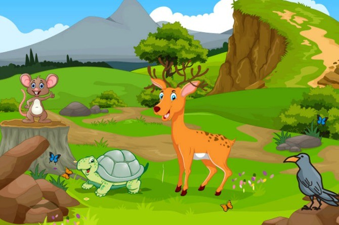 3 Panchatantra Stories That Teach Kids The Importance Of Friendship