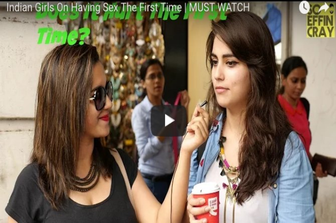 "Powerful: These Indian girls don't think twice before talking about ""having sex for the first time""!"