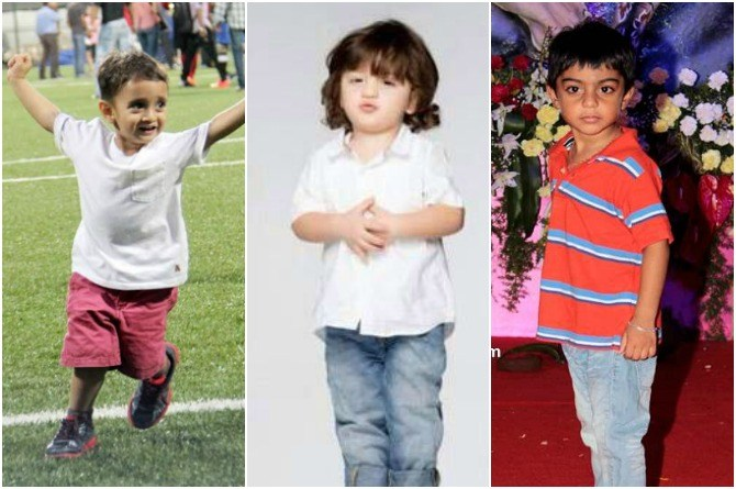 5 little Kanhas of Bollywood we'd love to see onscreen!