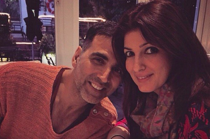 Does your husband also 'disturb' you the cute way Akshay Kumar does? Here's what it could mean!