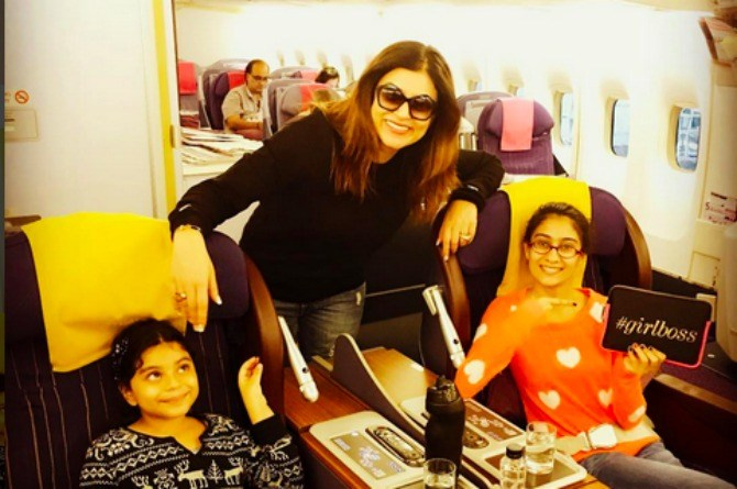 5 times Sushmita Sen showed the world how to raise independent daughters!