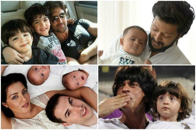 From AbRam to Rahyl and Kiaan: 16 Unique baby boy names of Bollywood celebs