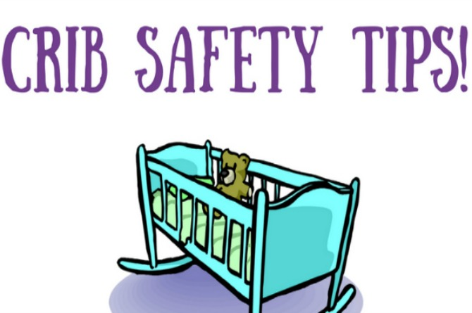 Keep your child safe with these crib safety tips