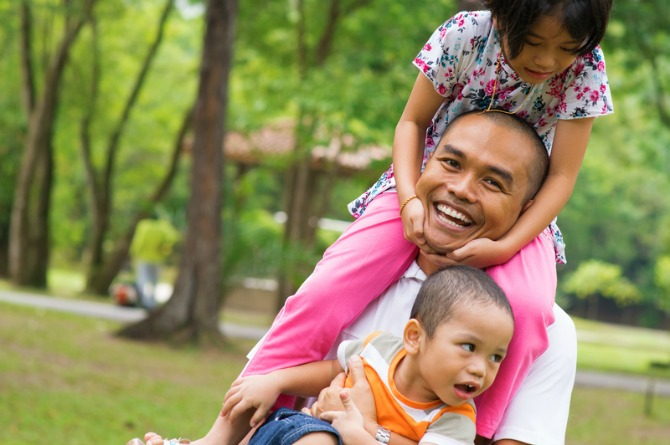 What's keeping dads from being more involved parents?