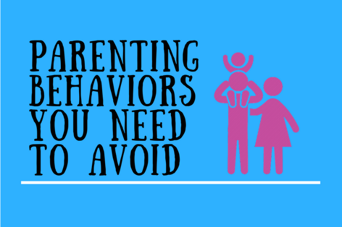 These parenting behaviours prevent children from growing into leaders